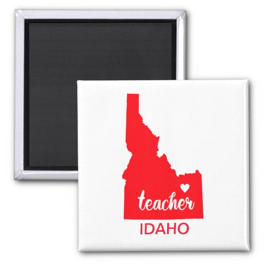 Idaho Teacher Magnet