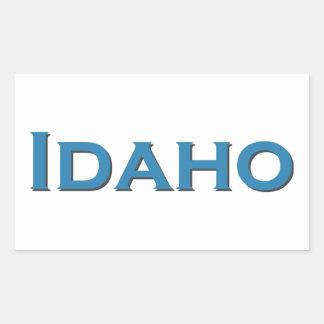 Idaho USA Sticker