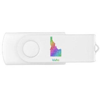Idaho USB Flash Drive