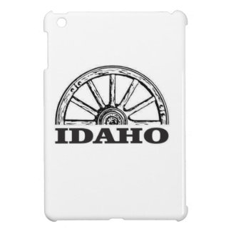 Idaho wagon wheel case for the iPad mini