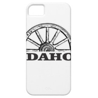Idaho wagon wheel case for the iPhone 5