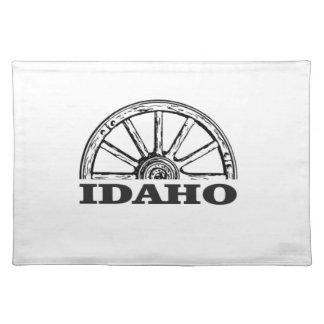 Idaho wagon wheel placemat
