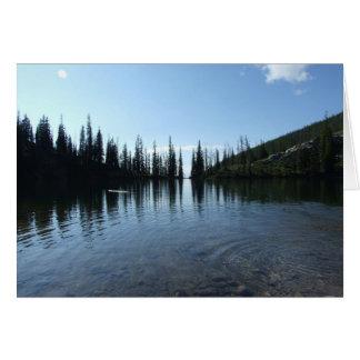 Idaho's East Gospel Lake Card