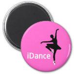 iDance (I Dance) Magnet