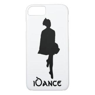 iDance Irish Dancer Silhouette iPhone 7 Case