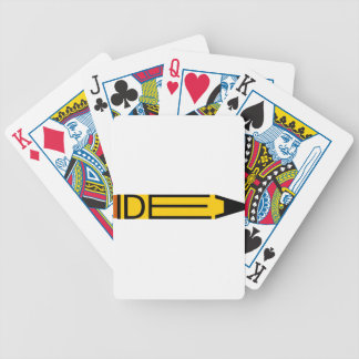 Idea Bicycle Playing Cards
