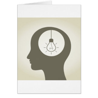 Idea in a head card