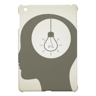 Idea in a head cover for the iPad mini