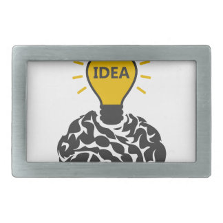 Idea of a brain belt buckles