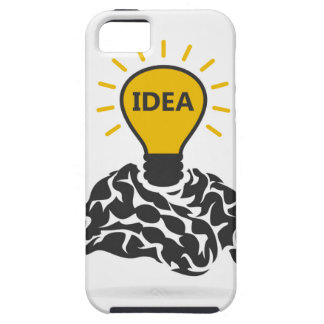 Idea of a brain iPhone 5 cover