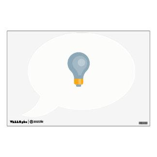Idea Thought Bubble! Wall Sticker