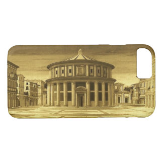IDEAL CITY Renaissance Architect ,Gold Yellow Case-Mate iPhone Case