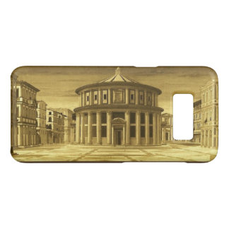 IDEAL CITY Renaissance Architect ,Gold Yellow Case-Mate Samsung Galaxy S8 Case
