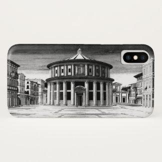 IDEAL CITY Renaissance Architecture Black White Case-Mate iPhone Case