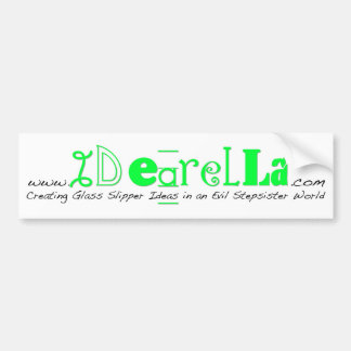 Idearella Bumper Sticker