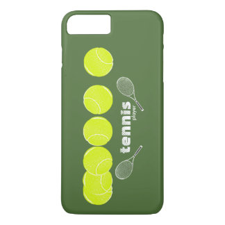 ideas for a tennis player iPhone 7 plus case