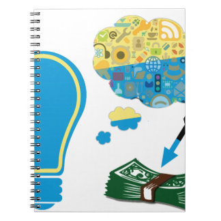Ideas Generate Money Notebooks