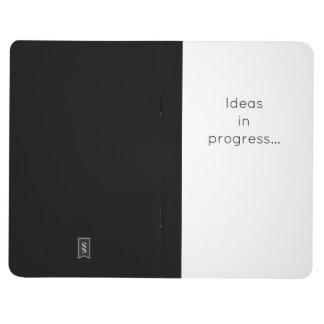 Ideas in Progress Pocket Journal