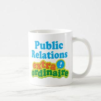 Idée Extraordinaire de cadeau de relations publiqu Mugs