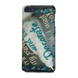 Idées de décoration de gâteau d'amusement - couver coque iPod touch 5G