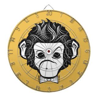 identica de singe jeu de fléchettes