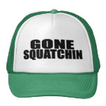 IDENTICAL to BOBO's *ORIGINAL* GONE SQUATCHIN Hat