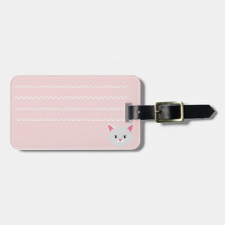 Identificatory label of good looking luggage luggage tag