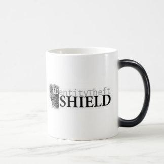 Identity Theft Morphing Mug