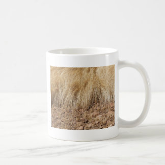 iDetail of a teff field during harvest Coffee Mug