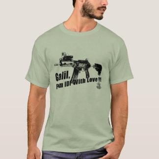 IDF Galil Automatic Gun T-Shirt