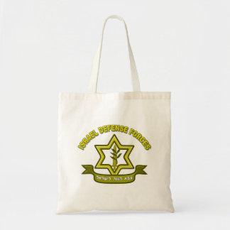 IDF - Israel Defense Forces insignia Tote Bag