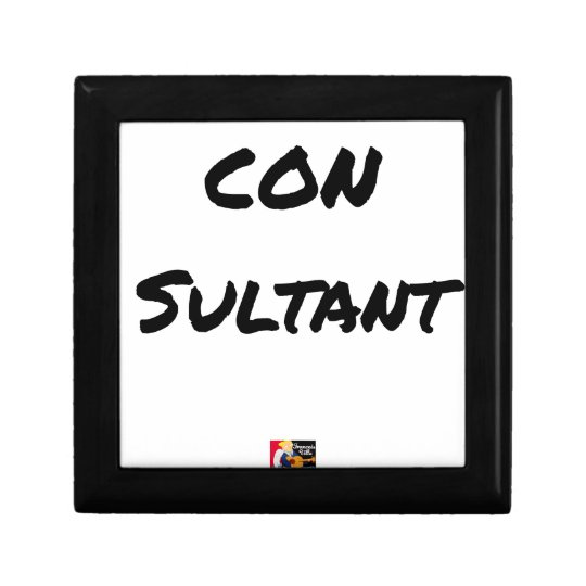 IDIOT SULTANT - Word games - François City Gift Box
