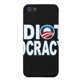 IDIOTOCRACY: Anti-Democrats Merchandise iPhone 5 Case