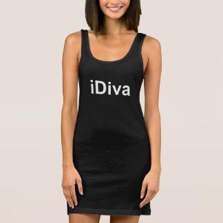 iDiva not iPhone or iPad fun witty humorous dress
