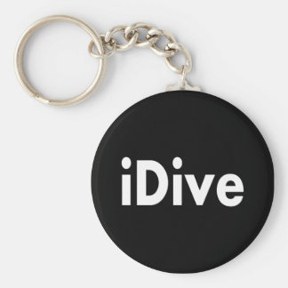 iDive Keychain