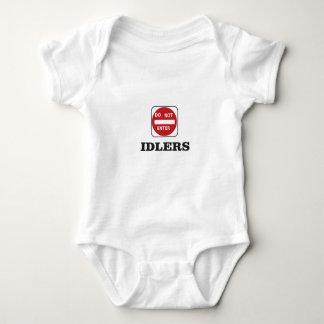idler dne baby bodysuit