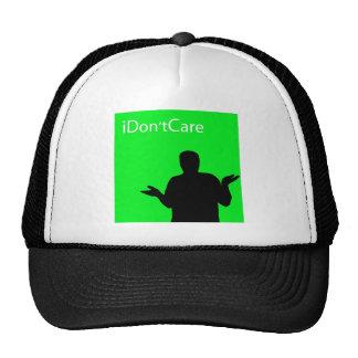 iDon't Care Trucker Hat