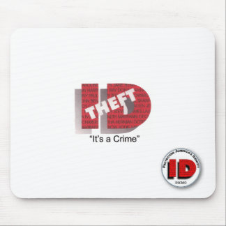 idtheft mouse pad