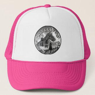 Idy Judo and Jujutsu Logo Trucker Hat! Trucker Hat