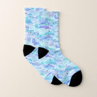 Idyllic Blue Seascape Design 1