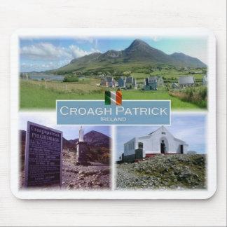 IE Ireland - Croagh Patrick - Mouse Pad