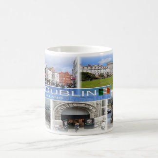 IE Ireland -  Dublin - Coffee Mug