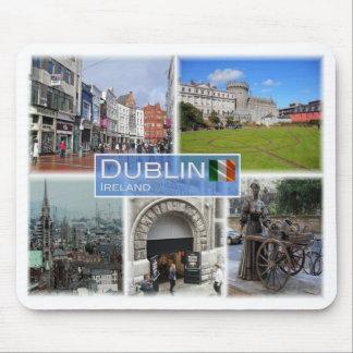 IE Ireland - Dublin - Mouse Pad