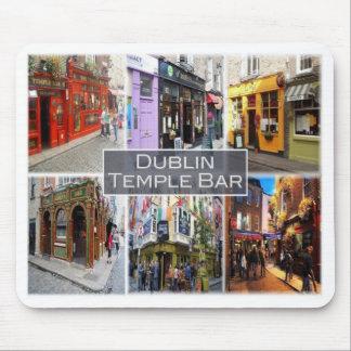 IE Ireland - Dublin - Temple Bar Dublin - Mouse Pad
