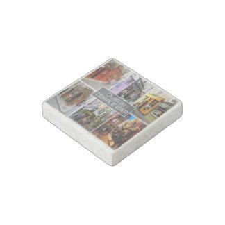 IE Ireland - Temple Bar Dublin - Stone Magnets