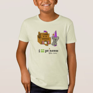 iEco Princess   Gentle Ruler of Cardboard Boxes T-Shirt