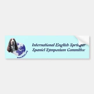 IESSC bumper sticker