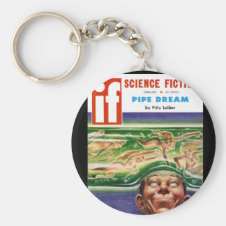 IF_02_Pulp Art Basic Round Button Keychain
