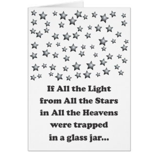 If All the Light _ Message Inside Card