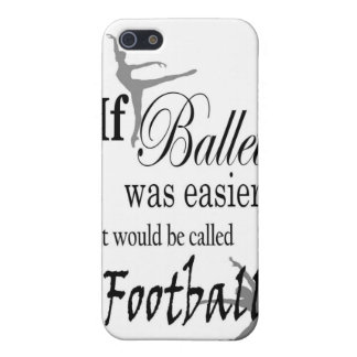 If Ballet Was iPhone 4 Case